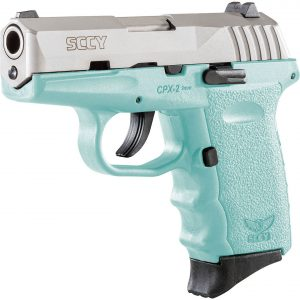 SCCY CPX-2 9mm Semiautomatic Pistol